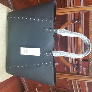 Ansley tote bag black